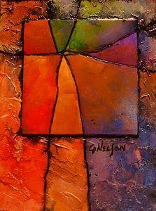 Carol Nelson FINE ART BLOG--love this work