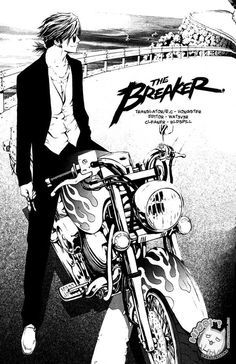 The Breaker is a Korean Manhwa (similar to Japanese manga just read from left to right) Really epic as well as it's sequal The Breaker: New Waves