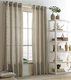 linen curtains http://rstyle.me/n/g99v5r9te