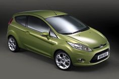 Discover the Top Cars for Young Drivers - Ford Fiesta