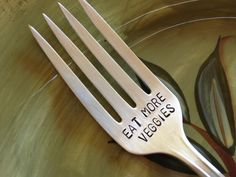 my new salad fork
