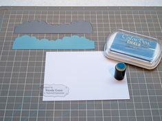 Here are the easy peasy steps to making a soft blue sky background