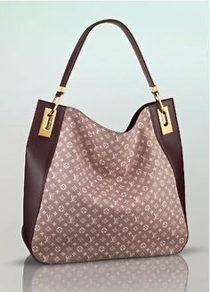 Louis Vuitton...I would like to add this one to my rotation of bags!