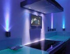 Iluminación leds en la cocina