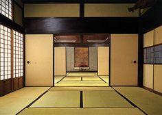 Japanese style doors