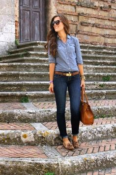 33 Trending Street Style Outfits For Spring