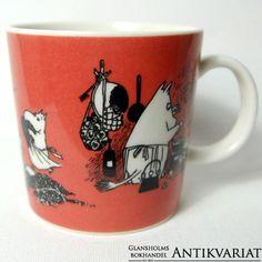 1991-1999 Tove Jansson, Moomin Mugs, The Creator, Table Settings, Ceramics, Tableware, Creative, Finland, Anna