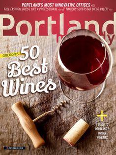 Oregon's 50 Best Wines