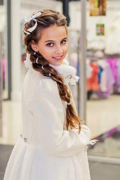 Angelina Kosarevskaya (born January 15, 2003) Russian child model. Maria Moroz Photography.