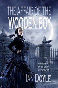The Affair of the Wooden Boy - this book is free on Amazon as of October 15, 2012. Click to get it. See more handpicked free Kindle ebooks - judged by their covers fresh every day at www.shelfbuzz.com