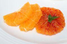 Mazerierte Orangen