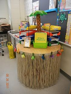 Writer's Island - Cute idea! Would like to do this for bonus or work when students get done early