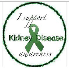 kidney disease ribbon