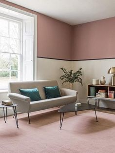 Parede meia cor: inspire-se na tendência e aprenda como fazer na sua casa - 12/04/2020 - UOL Nossa