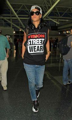 Rihanna Vision Streetwear Opening Ceremony Tank