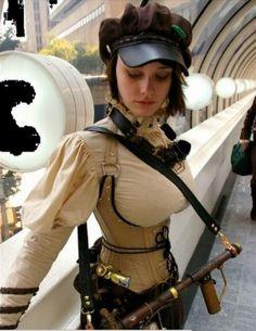Me likey steampunk.  (Photo by MV Partsch)