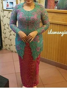 Kebaya Lace, Kebaya Hijab, Kebaya Brokat, Batik Kebaya, Kebaya Dress, Batik Dress, Bridesmaid Dresses Plus Size, Lace Bridesmaids, Lace Outfit