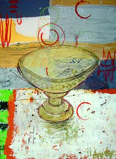 Jylian Gustlin-Paintings-Vessels