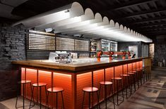 Pub Interior, Bar Interior Design, Restaurant Interior Design, Cafe Design, Cafe Counter, Nightclub Design, Bali, Basement Bar Designs, Coffee Shop Design