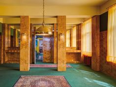 Through the keyhole: Adolf Loos interiors in Pilsen - DesignCurial