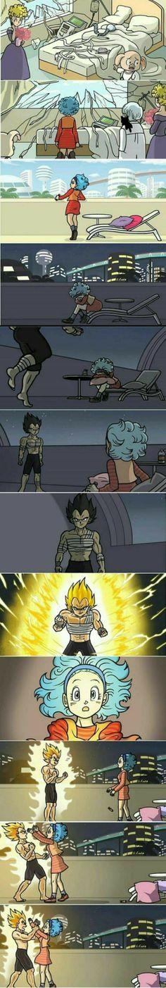 Dragon Ball Z, Goku, Dbz Characters, Stupid Stuff, Anime Stuff, Briefs, Beast, Prince, Funny Memes