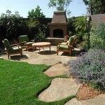 DIY backyard garden on a budget with landscaping design futuristic style