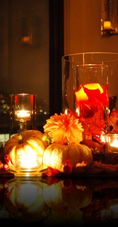 Fall Holiday Decor