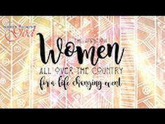Join us at the Women Walking With God 2017 Conference - April 21-22. Suzy Brown and others will be speaking