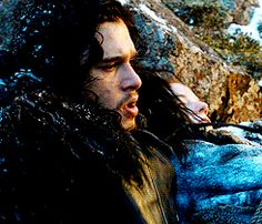 Game of Thrones - Jon and Ygritte