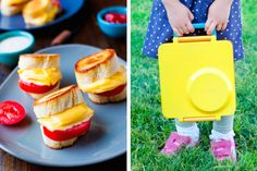 savory sliders and hot/cold lunchbox- 9 Healthy Lunch Trends for Kids, From Paleo to Pocket Pasta - ParentMap