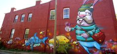 SCRIBE  140 W Clay Street, Abner Clay Parc , Richmond , USA