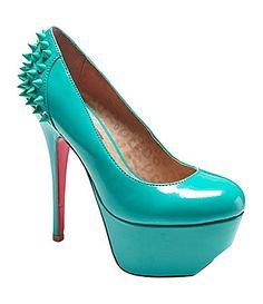 Betsey Johnson Ginger Spike Pumps | Dillards.com-