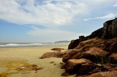 Praia de Manelome, Laguna(SC)