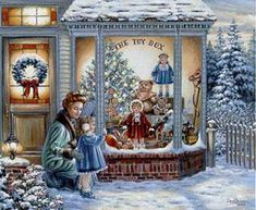 The Toy Box by Heaven and Earth Designs - Cross Stitch Kits & Patterns