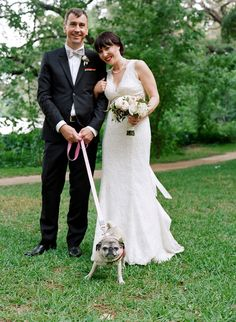 I have one 363 days to get a Pug so my wedding day is complete :)