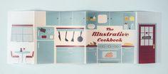 The Illustrative Cookbook on Behance