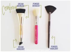 Our Favorite Contour & Highlight Brushes!