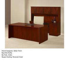National Office Furniture Renegade Laminate Casegoods with Gotcha