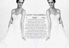 I Need You...