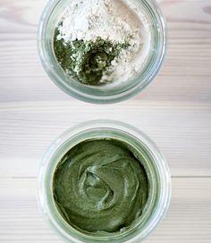 Ekologisk och superskön ansiktsmask för dig med normal till fet hy. Med antioxidant nässelpulver, rengörande lera och fuktgivande havre.