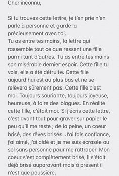 - The Love Quotes Top Quotes, Best Quotes, Broken Words, Pretty Quotes, French Quotes, Words To Describe, Bad Mood, Looking For Love, Some Words