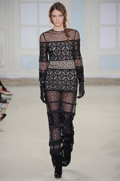 Temperley London Fall 2014 Ready-to-Wear Collection Slideshow on Style.com