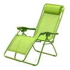 Relaxstoel Sanya Groen