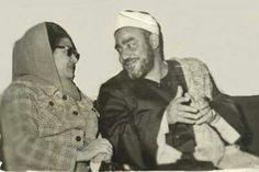ام كلثوم والشيخ النقشبندي