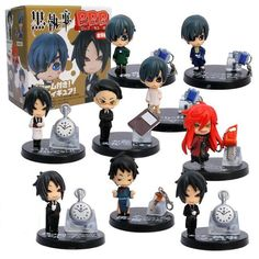 Black Butler Figurines