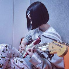フルアルバム制作マッハで進んでるギターのレコーディングもしてきた