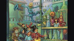 Eric Shanower esteve na 25ª edição do Amadora BD, um autor conhecido pelo seu trabalho sobre o Universo de Oz. Veja aqui a entrevista com o autor.