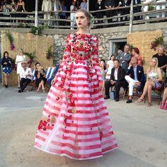 Dolce and Gabbana Alta Moda Fall 2014