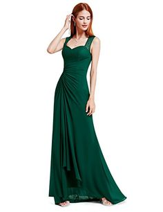 074f95d4c8f9 Ever Pretty Women's Sleeveless Floor Length Evening Gown With Sweetheart  Neckline 08776: Amazon.co