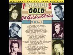 Esta coletânea apresenta 24 sucessos de ouro dos anos 60. Vale a pena conferir. Veja a lista de músicas: 00:00-01. The Crew Cuts - Sh-boom 02:49-02. Elvis Pr...